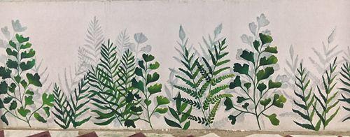 vẽ tranh tường tại Sài Gòn