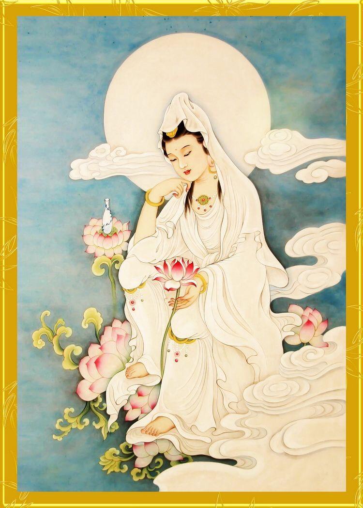 tranh nghệ thuật Phật Giáo Đà Lạt