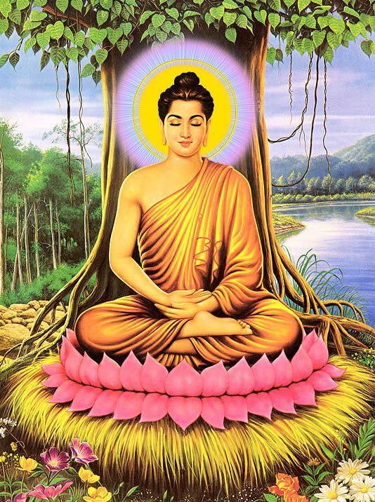tranh nghệ thuật Phật Giáo Bình Dương